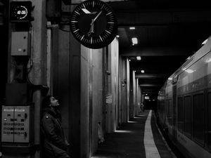 Six minutes d'arrêt