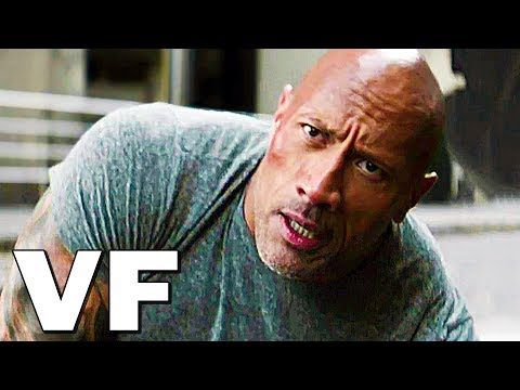 Fast and Furious, Hobbs and Shaw, la bande-annonce !