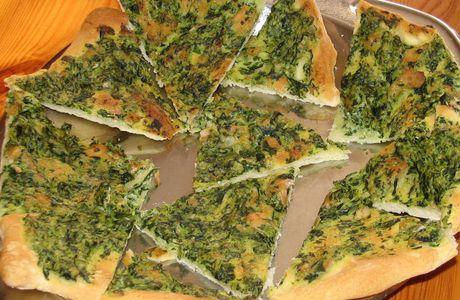 Bouchées d'apéritif aux épinards et au saumon fumé ww