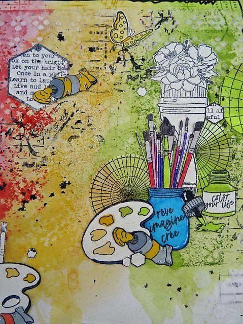 Art Journal/PL 2021: Semaine 22.