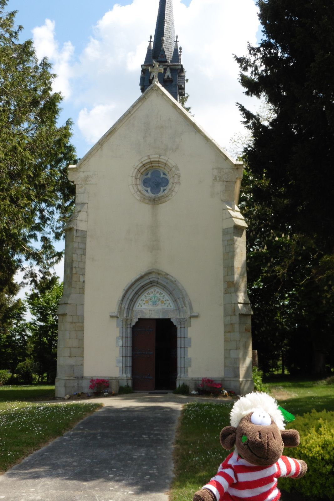 Boucle locale - Les Chapelles - 65,7 km
