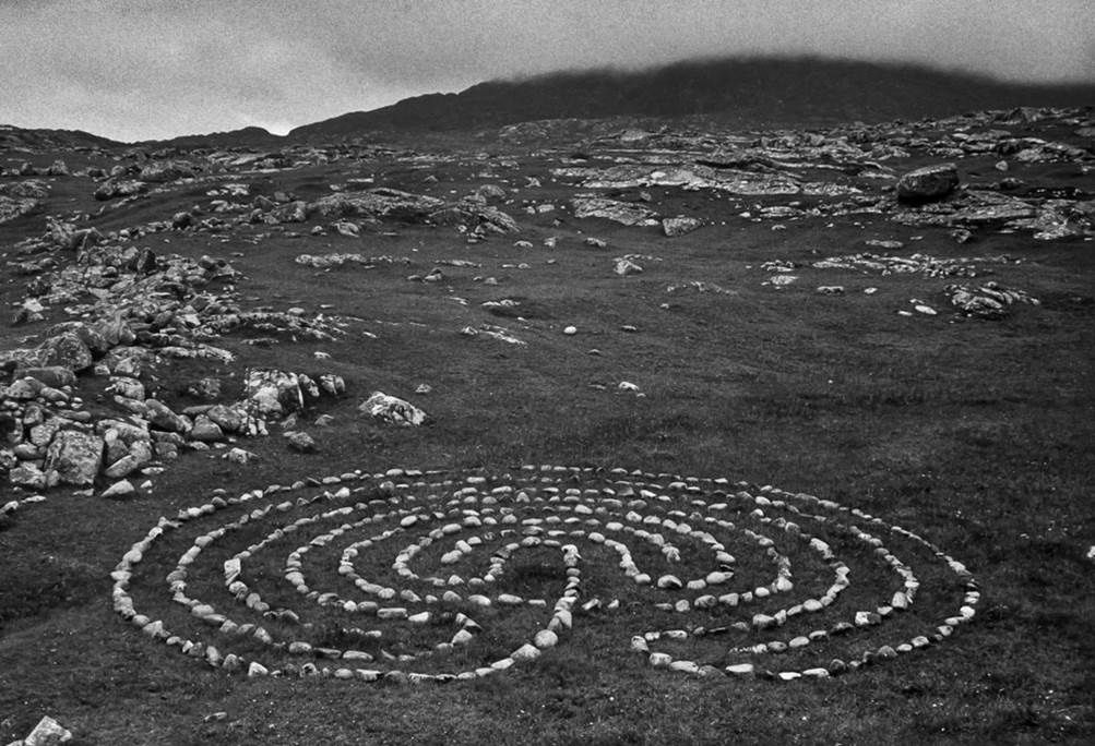 oeuvres Land Art