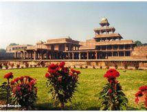 Grandes et belles demeures princières en INDE