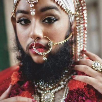 Harnaam Kaur, the Bearded Lady