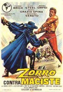 Le Film du jour n°214 : Zorro et les trois mousquetaires