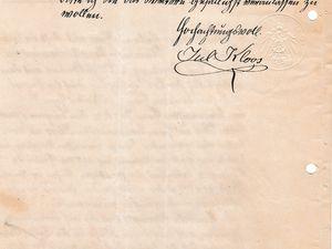 Achat de terrains pour la mine sainte Barbe à Algrange de 1890 à 1900