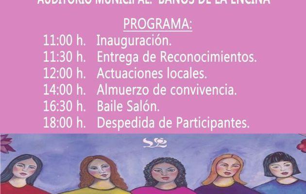 Día de la Mujer Campiña Norte de Jaén