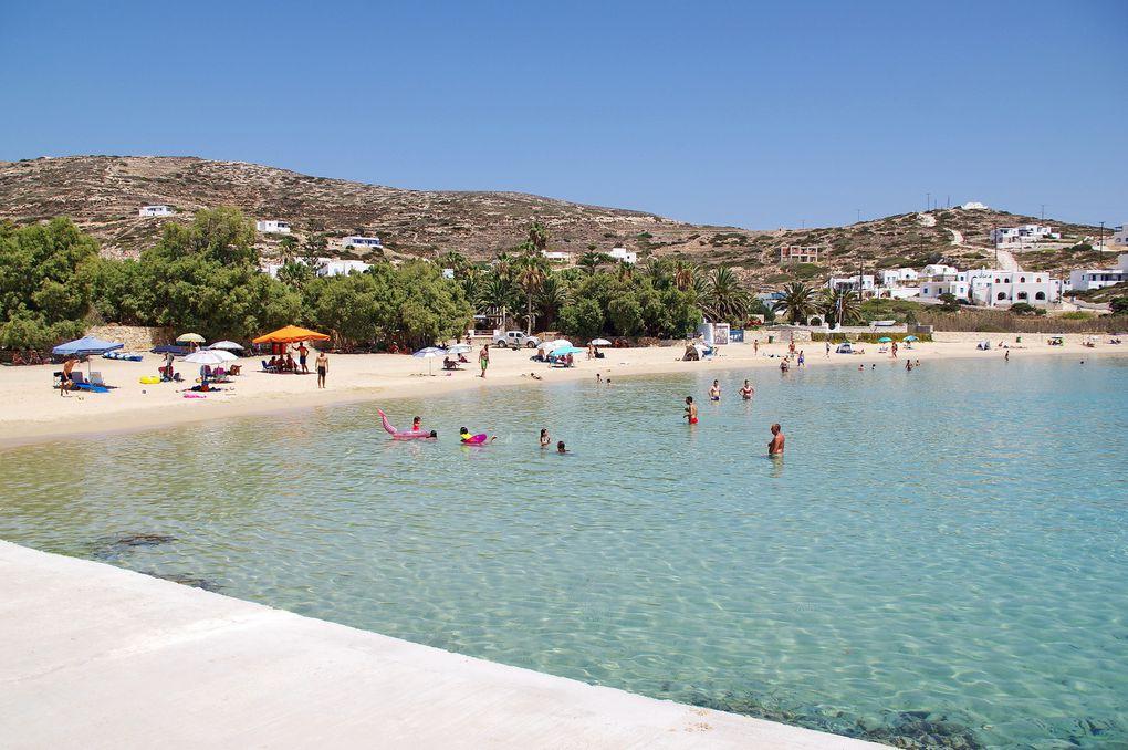 Petites Cyclades : Donoussa
