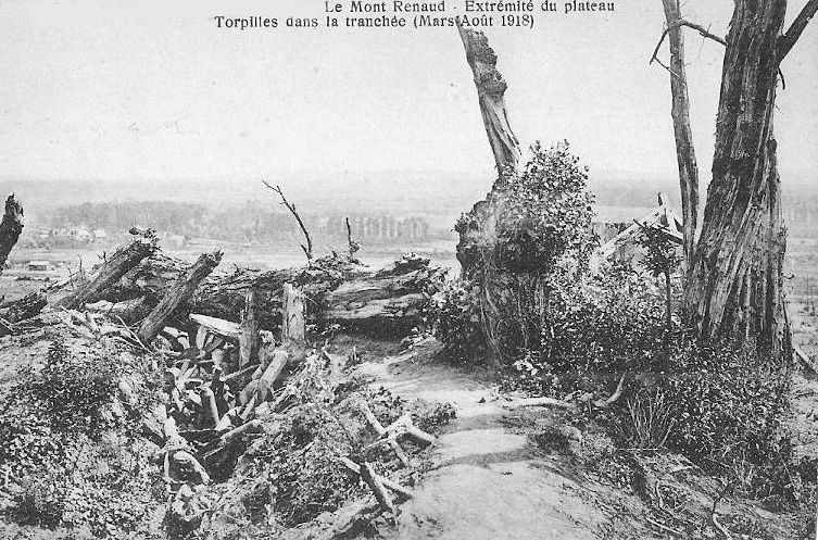 Album - la ville de Noyon (Oise), le mont Renaud