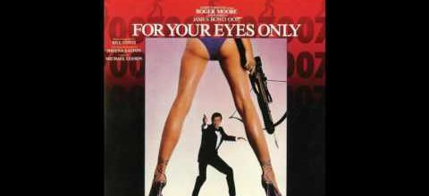 Bill Conti (Avec Sheena Easton) : For Your Eyes Only, 1981