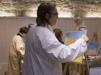 Atelier Couteau avec Jean Michel cavalli, lundi après midi de 14h à 17h, nov 2019