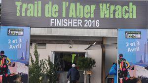 Trail de l'Aber Wrac'h 2016