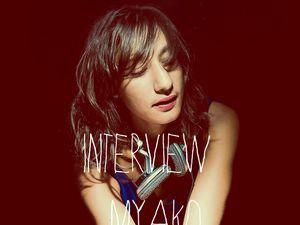 myako, une musicienne techno, l'un des piliers du renouveau de la scène française
