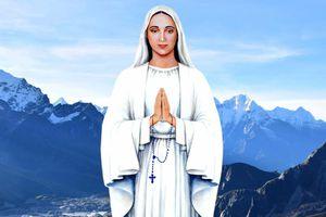 5140 - Message de Notre-Dame Reine de la Paix d'Anguera-Bahia-Pedro Regis - Proclamez la Vérité de Mon Jésus à tous Mes pauvres enfants - 19 Juin 2021