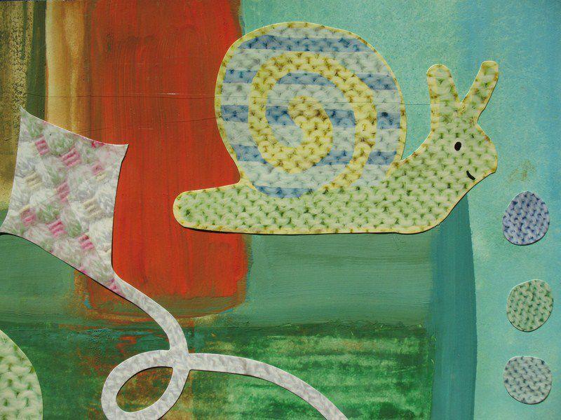 Album - Expo avril 2012 - Collages, peintures, tableaux