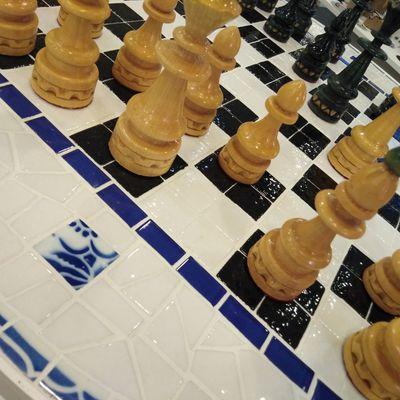 Une petite partie d'échecs ?
