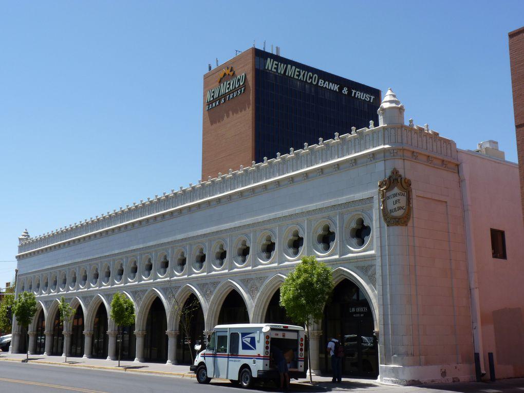 Downtown , Central Ave et les alentours du Kimo Theatre