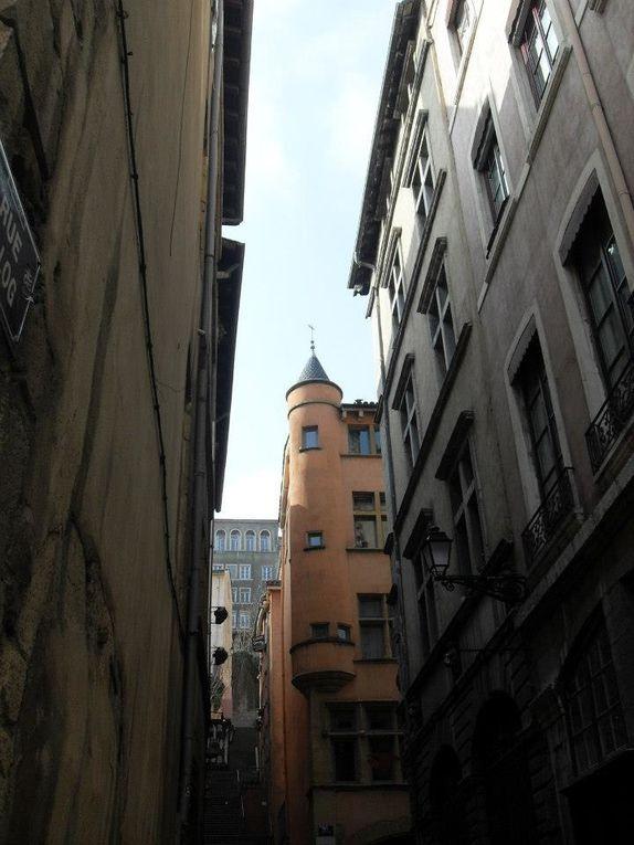 Lyon : Un quartier - Le Vieux-Lyon