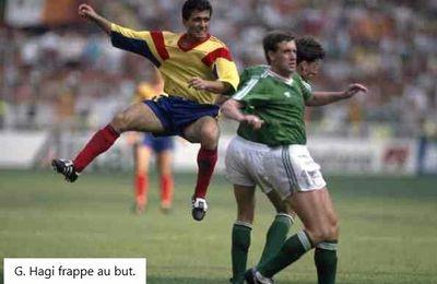 Coupe du Monde 1990 en Italie, Huitièmes de finale: Irlande - Roumanie