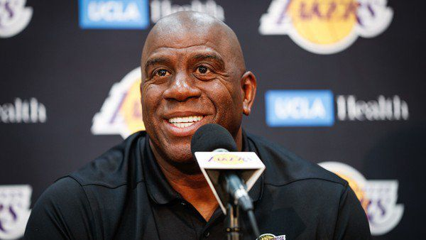 Magic Johnson : « LeBron peut ramener les Lakers vers la terre promise »