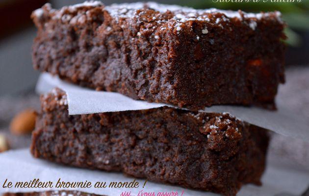Le meilleur Brownie au monde ... sisiiii j'vous assure !
