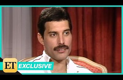 Watch Freddie Mercury's Rare 1982 ET Interview