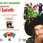 Gagnez des goodies Les Aventures de Rabbi Jacob | CineComedies