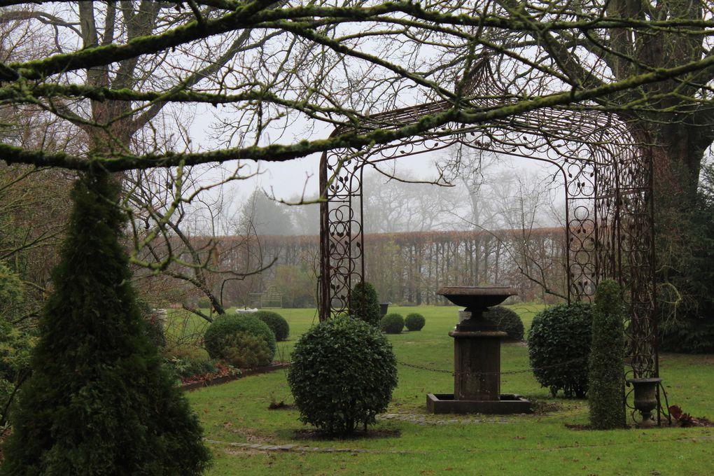 Les jardins d'hiver du nouvel an