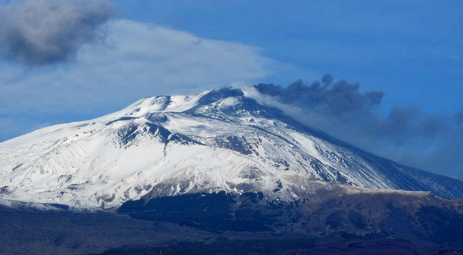 Activity of Santiaguito, Suwanoejima, Langila and Etna.