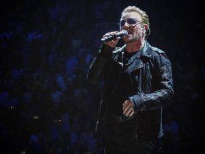 U2 -Toronto - Canada 07/07/2015 #2