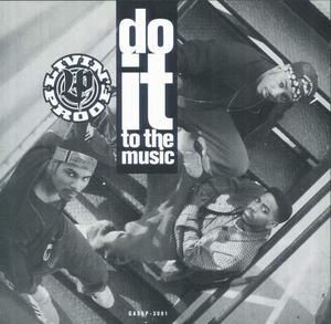LIVIN' PROOF - Do It To The Music [Maxi-Single]