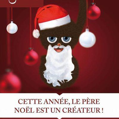 """Marché de Noël à Périgueux """"Le Créateur du Quartier"""""""