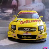 AUDI TT-R 2003 CHRISTIAN ABT SCHUCO 1/43 - car-collector