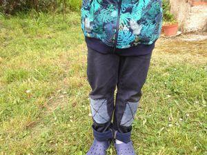 #raccommodage #pantalon #retouche #charlotteblablablog