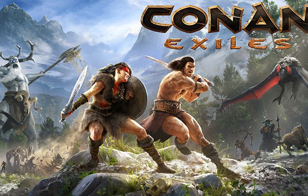 [ACTUALITE] Conan Exiles - La nouvelle extension Architects of Argos est disponible