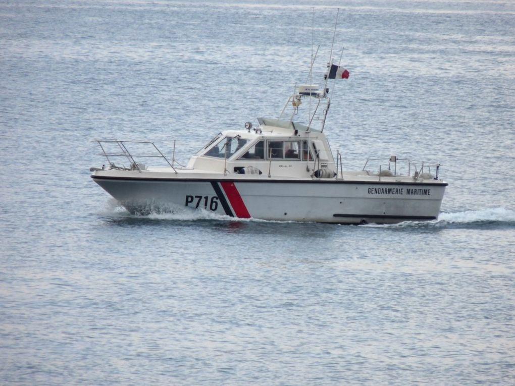 MDLC JACQUES , vedette de la gendarmerie maritime
