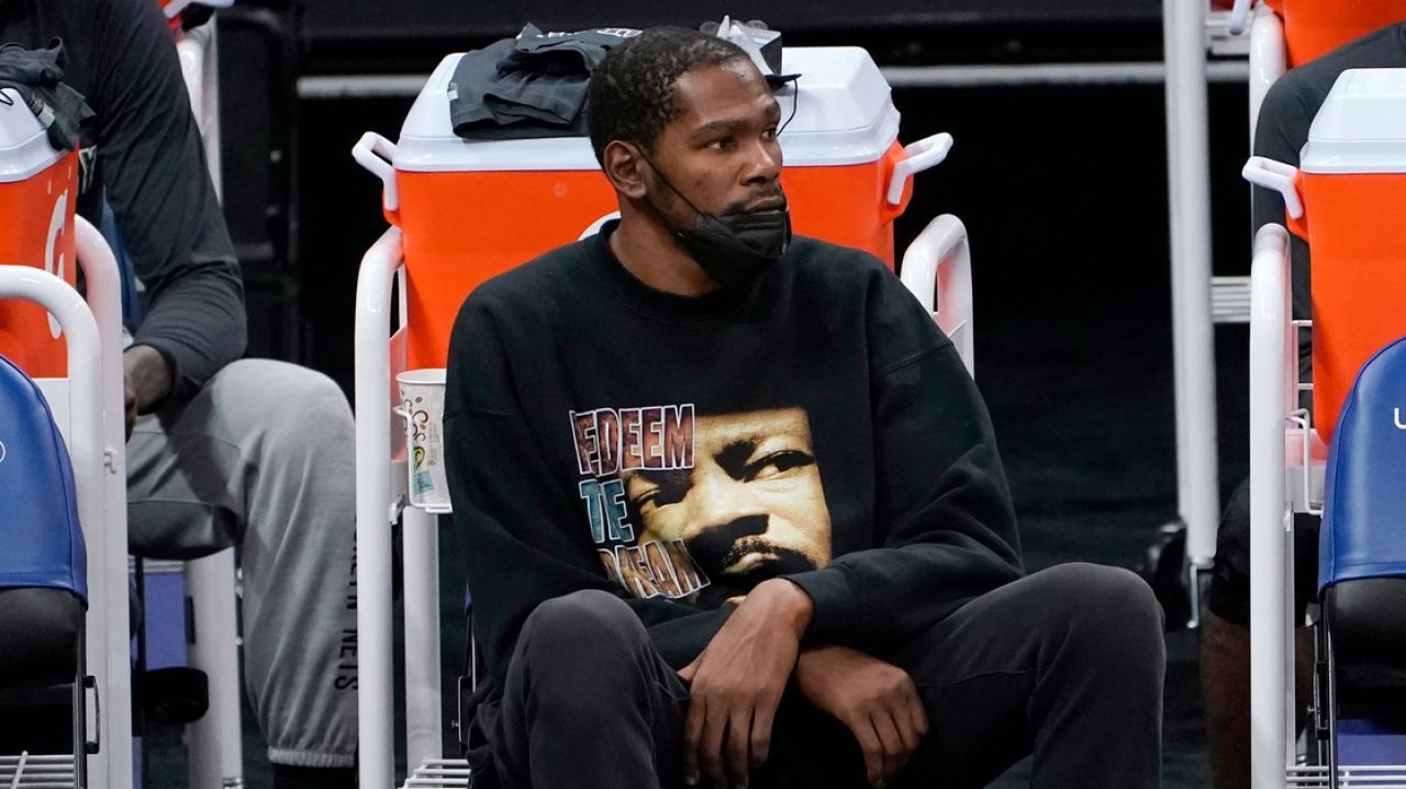 Brooklyn Nets : Kevin Durant manquera le All-Star Game