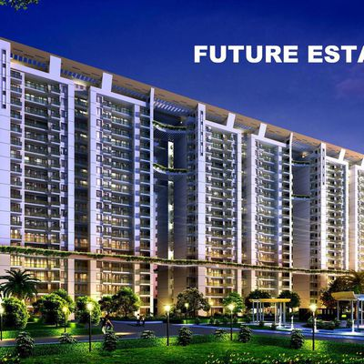 2 BHK Flat in Future Estate Greater Noida West ((Extension))