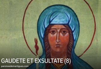GAUDETE ET EXSULTATE (8)
