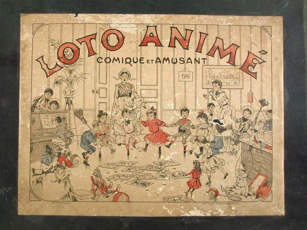jeux M.D. : lotos et grands jeux de société