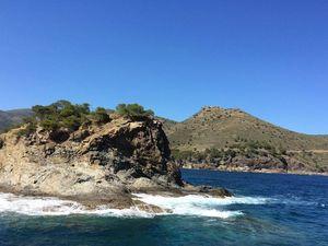 Roses en Espagne : Excursion bateau Els Blaus