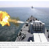 Russie en mer de Chine, constitution thaïlandaise et Cachemire pakistanais - Asialyst