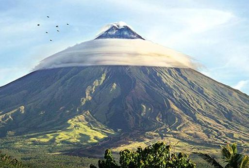 Mayon - archive photo Volcano amazing ph.