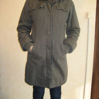manteau Hivers Taille 36/38 prix: 18€