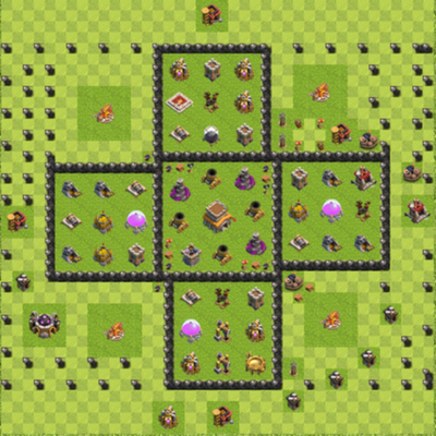 Village x hdv 8