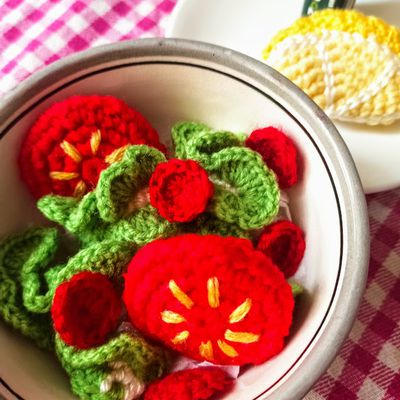the serial crocheteuses & more n° 575 : les feuilles