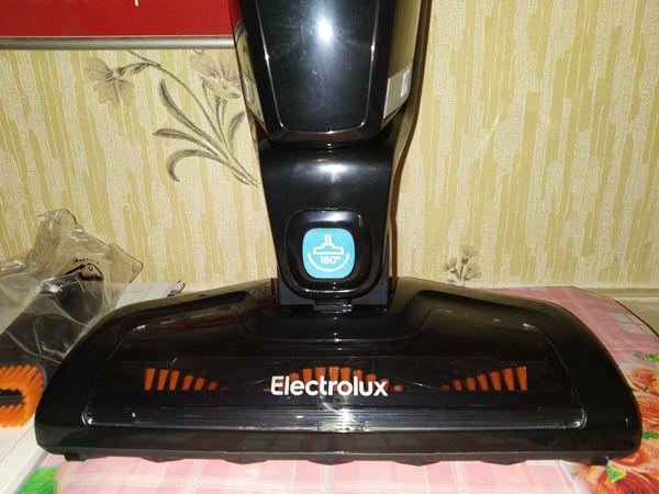 découverte de l'aspirateur balai sans fil 2-en-1 Electrolux Ergorapido Classic @ Tests et Bons Plans