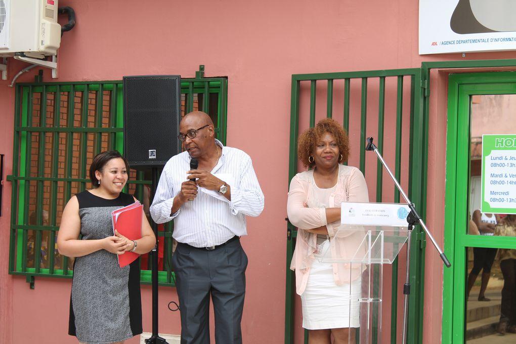 L'inauguration des nouveaux locaux en image