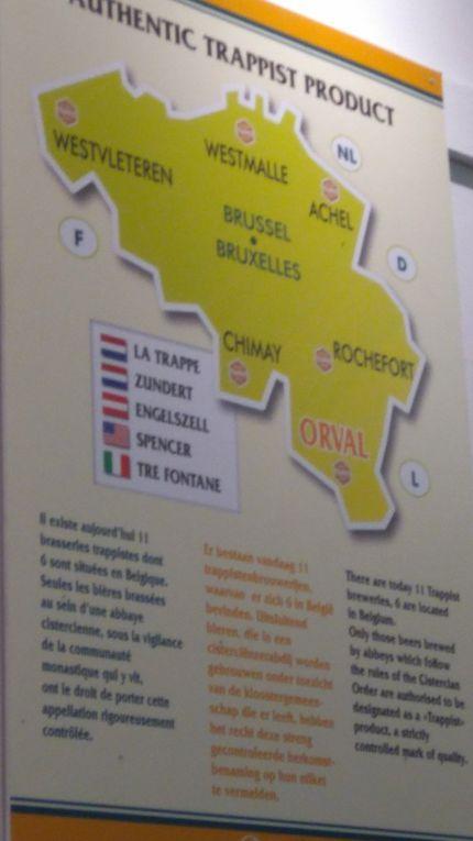Séjour à la découverte d'Orval