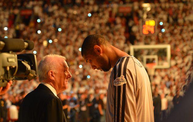 Tim Duncan dans le staff technique des Spurs ?